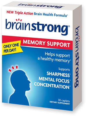 BrainStrong Focus Supplements